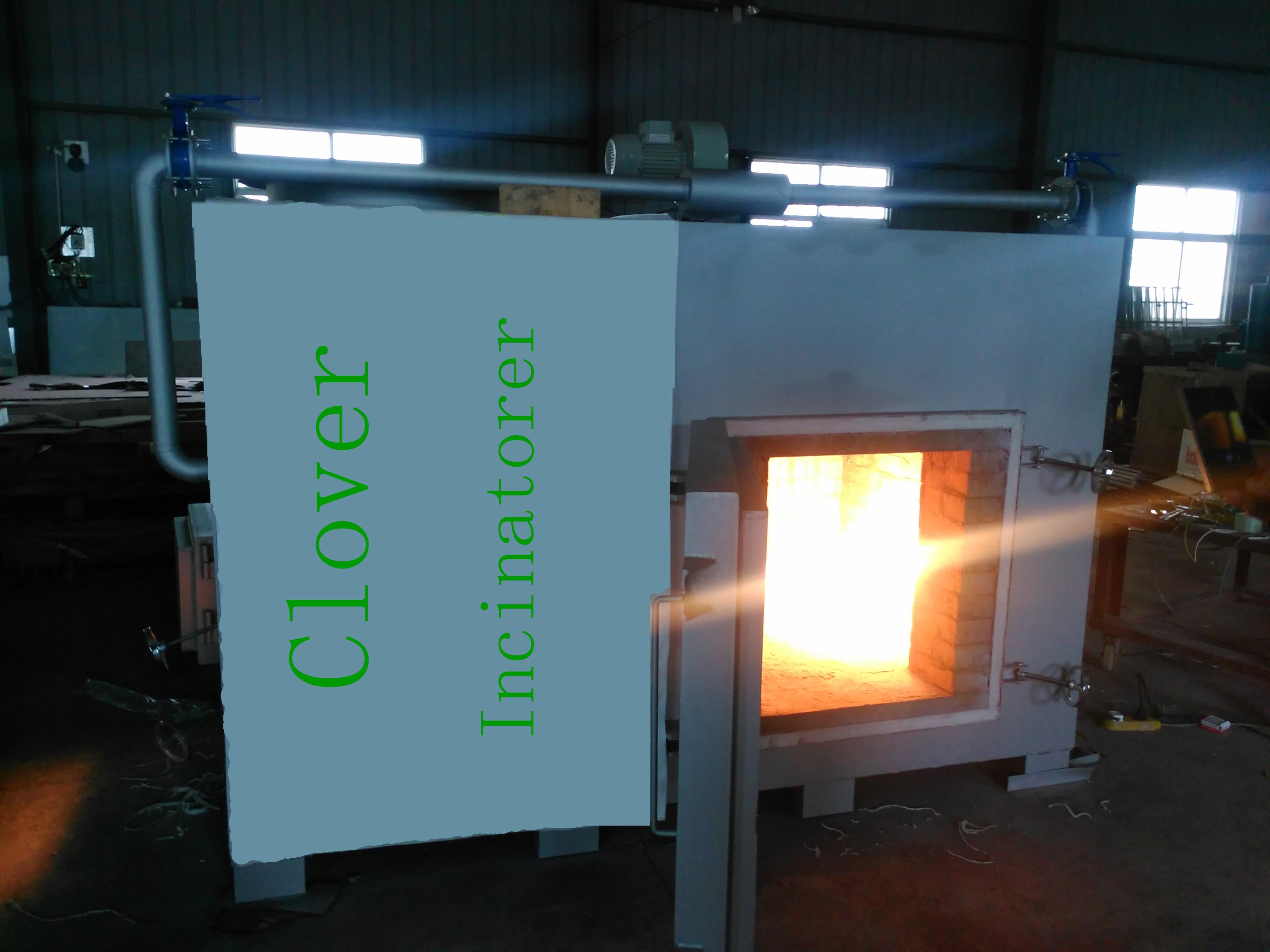INCINERATEUR COMBUSTION DESTRUCTION OF MEDICAL WASTE PYROLYTIC AND LABORATORY,incinerator medical waste manufacturer